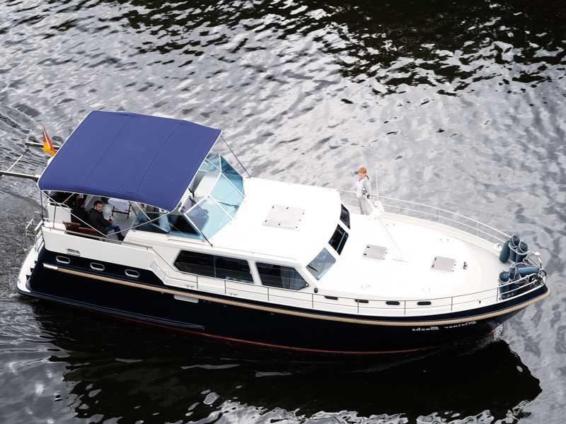 Charter-Yacht Dachs für Boot mieten in Berlin