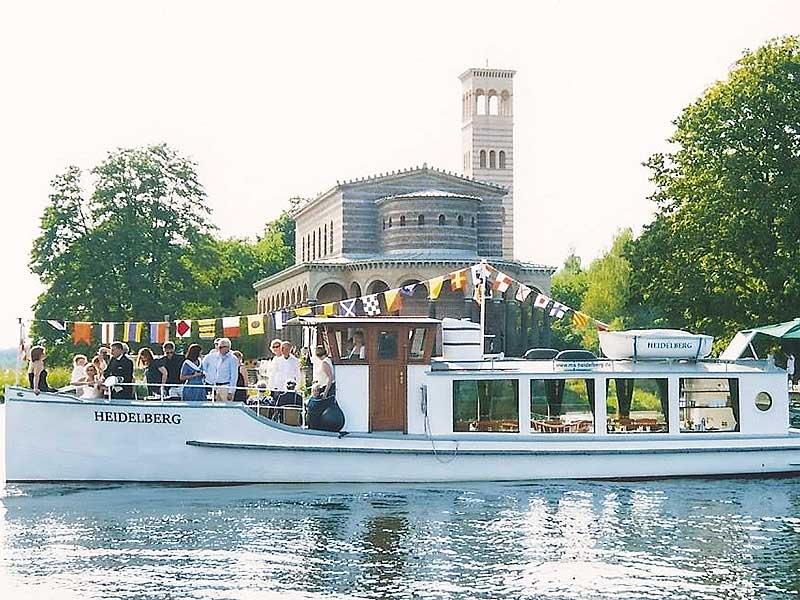Schiff mieten in Berlin 5